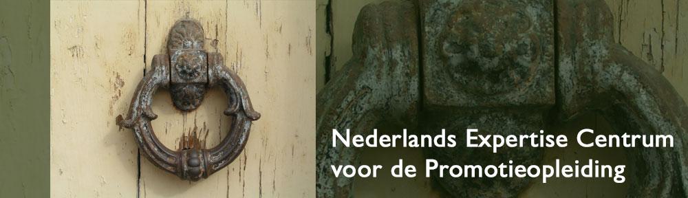 Nederlands Expertise Centrum voor de Promotieopleiding